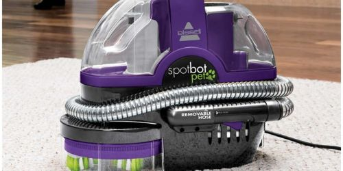 Bissell SpotBot Pet Portable Deep Cleaner Only $149.99 Shipped for Costco Members