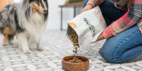 Request a FREE Blackwood Dog or Cat Food Sample
