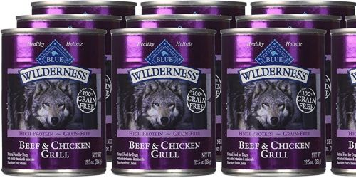 Blue Buffalo Wet Dog Food 12-Pack Only $11.64 on Petco.com (Regularly $36)