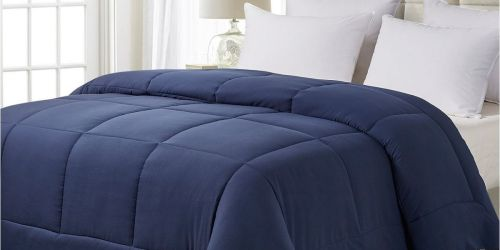 Down Alternative Comforters Only $19.99 on Zulily | ANY SIZE