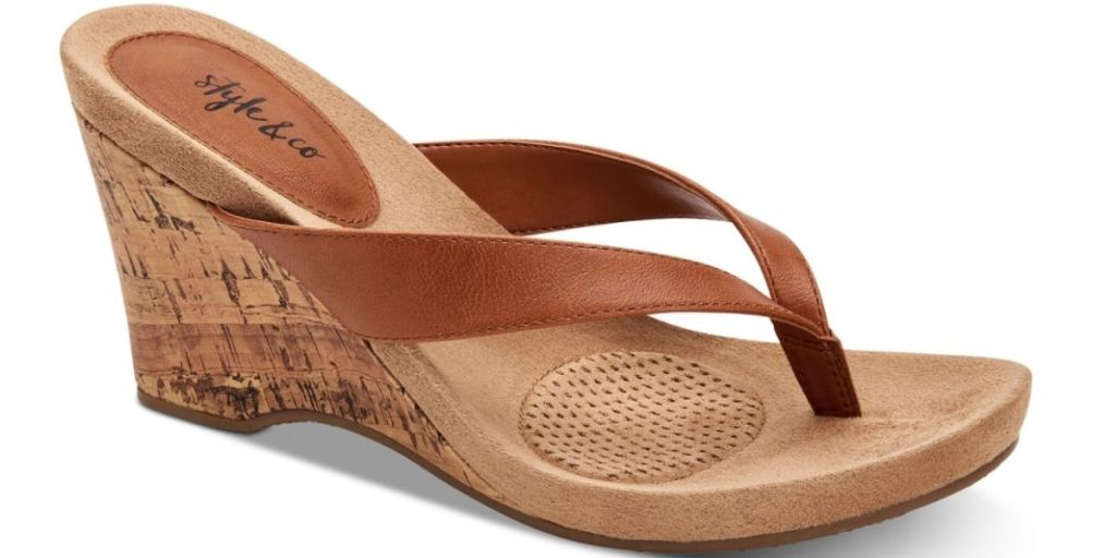 brown style & co shoes
