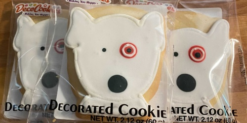 Bullseye Sugar Cookies Only $1 at Target | Just Your Phone
