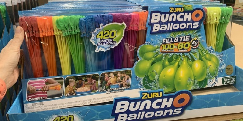 Zuru Bunch O Balloons 420-Count Only $19.99 at Costco