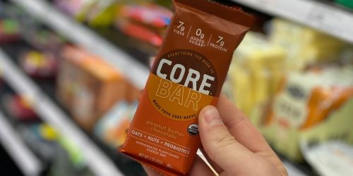 CORE Organic Oat Bars Only $1.24 at Target   Just Use Your Phone