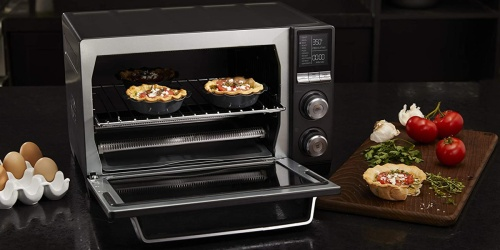 Calphalon Quartz Heat Toaster Oven Bundle Only $96 Shipped (Regularly $165)