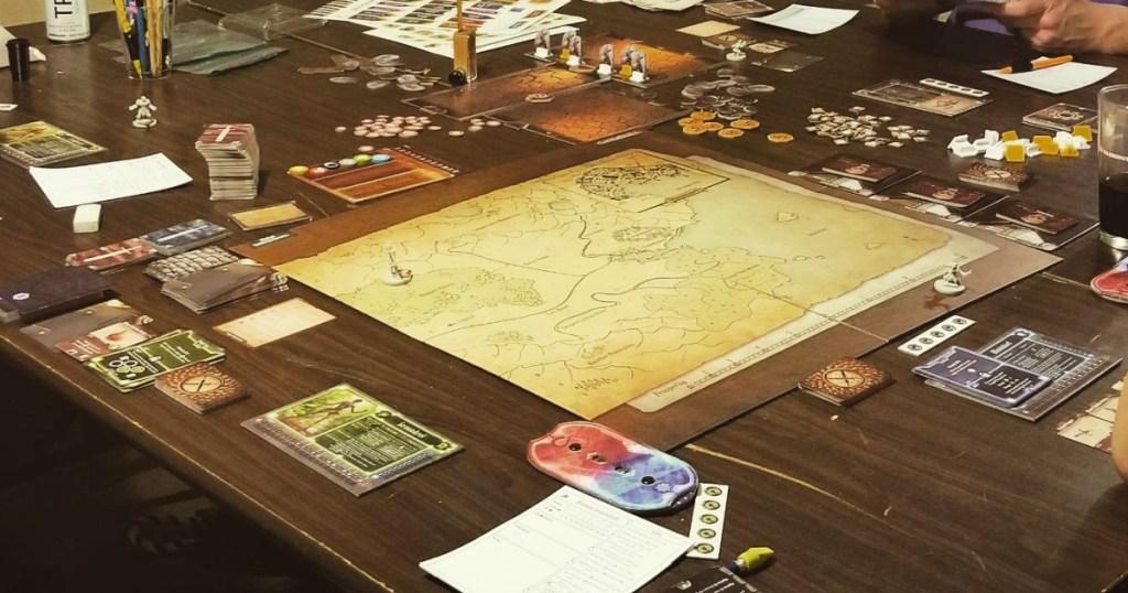 Cephalofair Games Gloomhaven Board Game