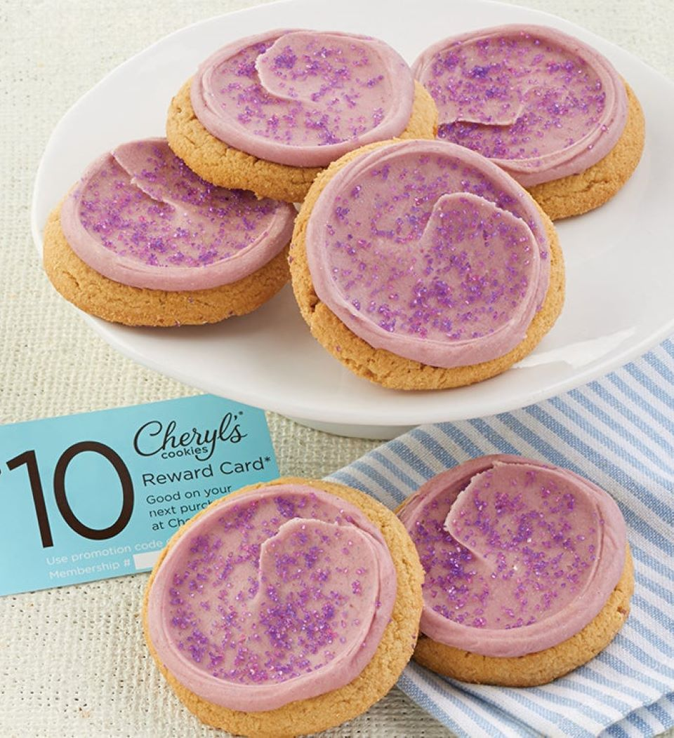 Cheryl's PB&J cookies