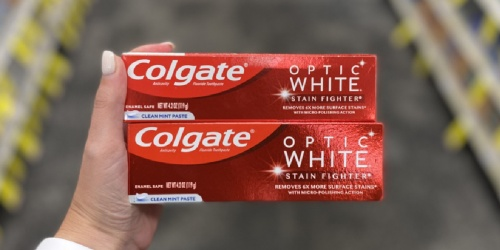 2 Better Than Free Colgate Toothpastes After CVS Rewards