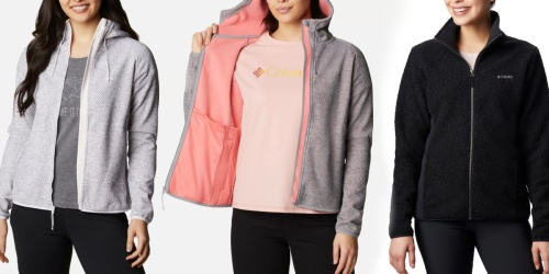 Columbia Women's Jackets Just $31.99 Shipped (Regularly $80)