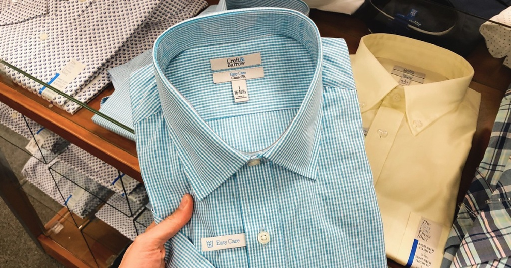 Croft Barrow Men's Shirts