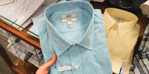 Croft & Barrow Men's Dress Shirts from $6.99 Shipped for Kohl's Cardholders (Regularly $32)