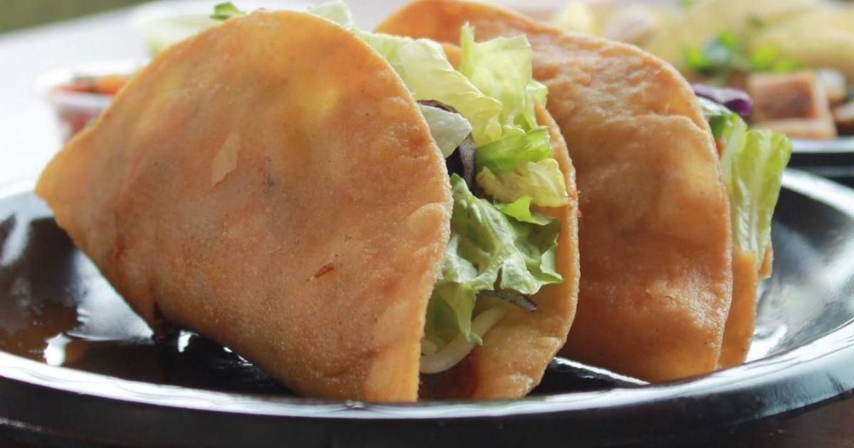 Crunchy Tacos from El Pollo Loco