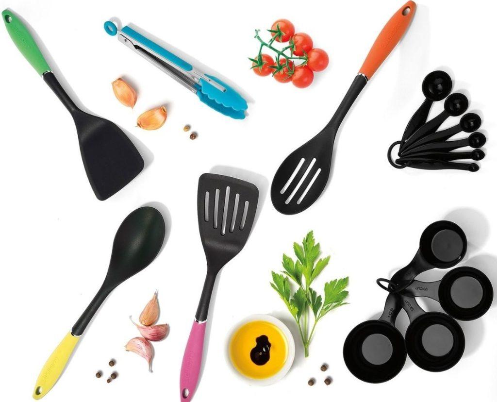 Cuisinart Curve Kitchen Utensil Set