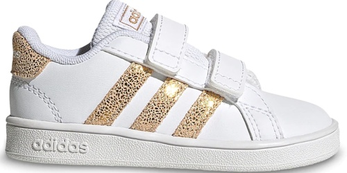 Adidas Kids Shoes from $19.99 Shipped on DSW.com (Regularly $38+)