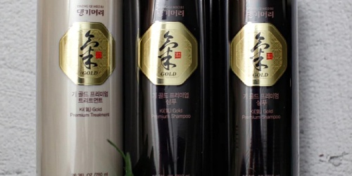 Korean Shampoo & Hair Treatment 3-Pack Only $39.99 Shipped on Costco.com (Regularly $53)
