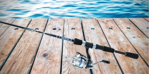 Daiwa D-Shock Freshwater Spinning Rod & Reel Combo Only $10 (Regularly $20) | Great Father's Day Gift!