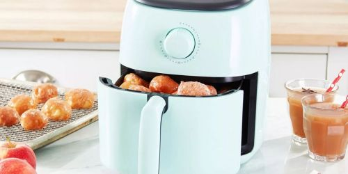 Dash 2.6-Quart Express Air Fryer Only $34.98 for Sam's Club Members | 4 Color Choices