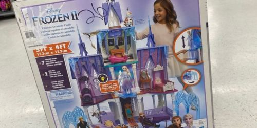 Disney Frozen 2 Ultimate Castle Playset Only $79.99 Shipped on Target.com (Regularly $160) + Up to 50% Off More Disney Toys