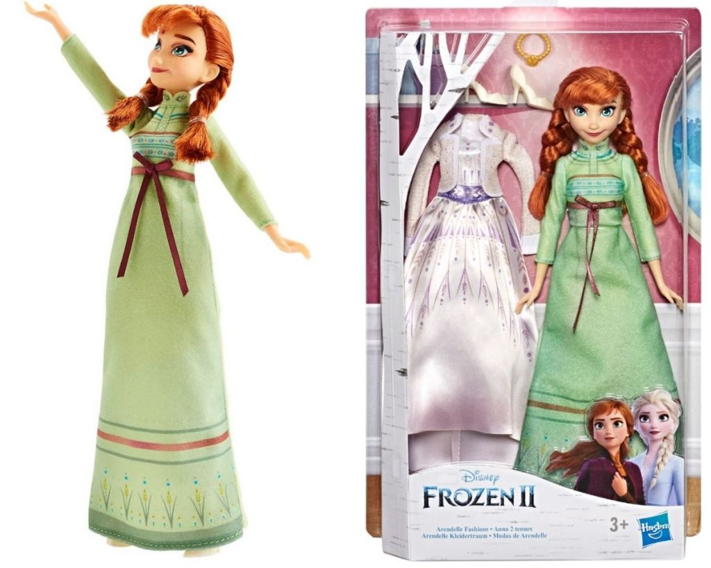 Disney Frozen II Arendelle Fashion Doll