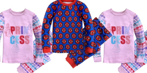 FREE Shipping on ANY ShopDisney Order | Disney Pajamas Only $11.98 Shipped