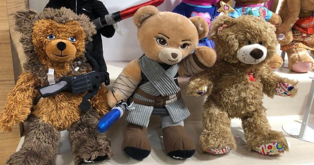 Disney Rey Build-A-Bear