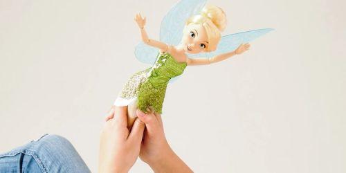 Classic Disney Dolls Only $10 (Regularly $17) | Tinker Bell, Cinderella, Elsa, & More