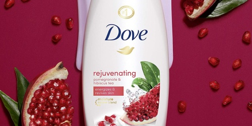Dove Body Wash 2-Pack Only $8 Shipped on Amazon (Regularly $18)