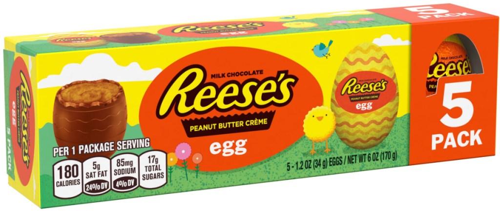 reese's peanut butter eggs