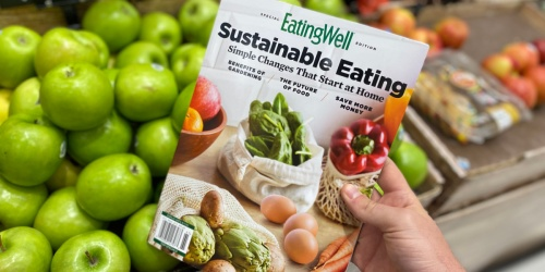 Complimentary 2-Year Eating Well Magazine Subscription   No Credit Card Required