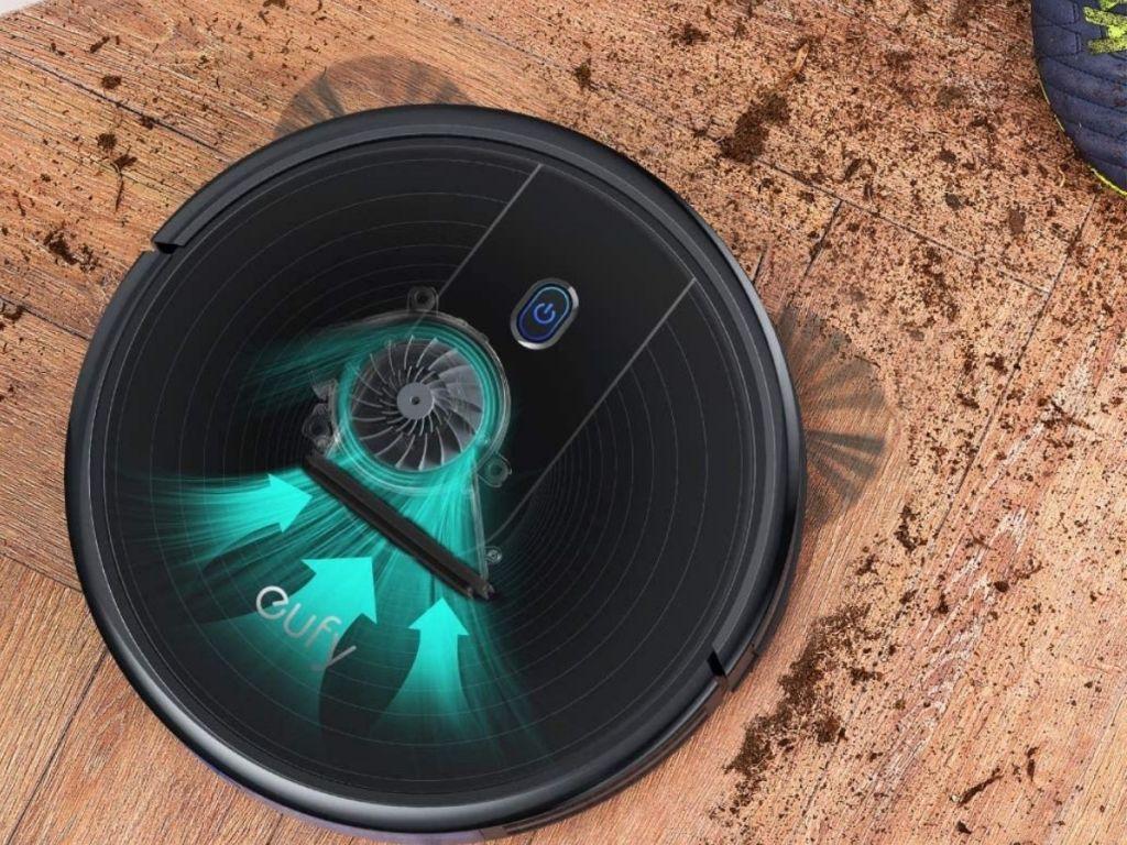 Eufy roboltic vacuum