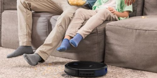 Eufy Robotic Vacuum w/ WiFi Just $139.99 Shipped on Amazon (Regularly $250)