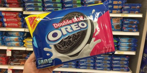 Nabisco OREO Family Size Double Stuf Cookies 3-Count Just $7.99 Shipped on Amazon (Regularly $10)
