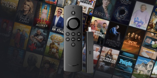 Go! FREE Fire TV Stick Lite w/ New Discovery+ Subscription (1st 50,000 Only!)