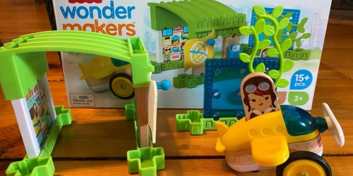 Fisher-Price Wonder Makers Playsets from $4.60 on Amazon (Regularly $14+)