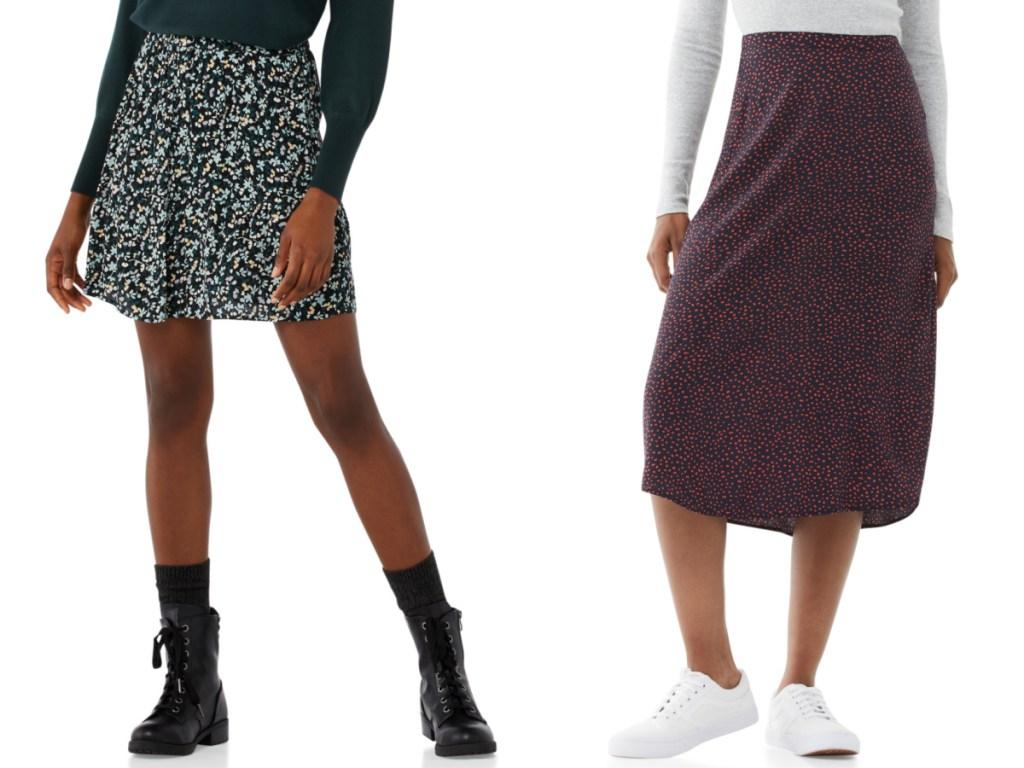 women's free assembly skirts