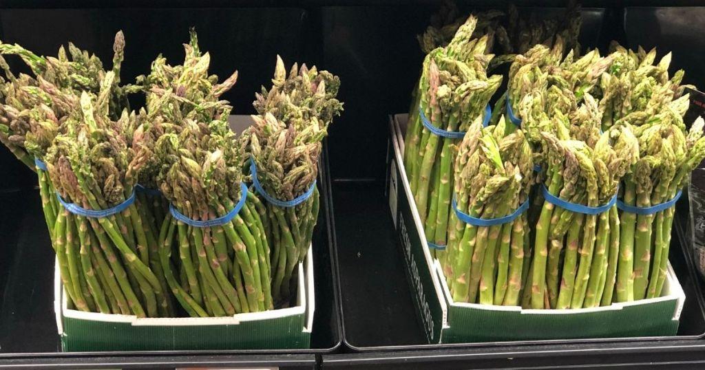 Fresh Aspargus Spears in-store