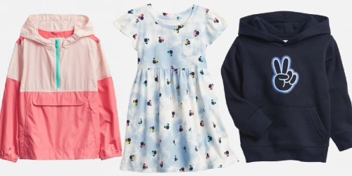 Up to 80% Off Gap Factory Baby & Kids' Apparel + Free Shipping