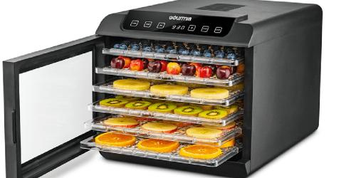 Gourmia 6-Tray Food Dehydrator Just $61 Shipped on Amazon (Regularly $100)