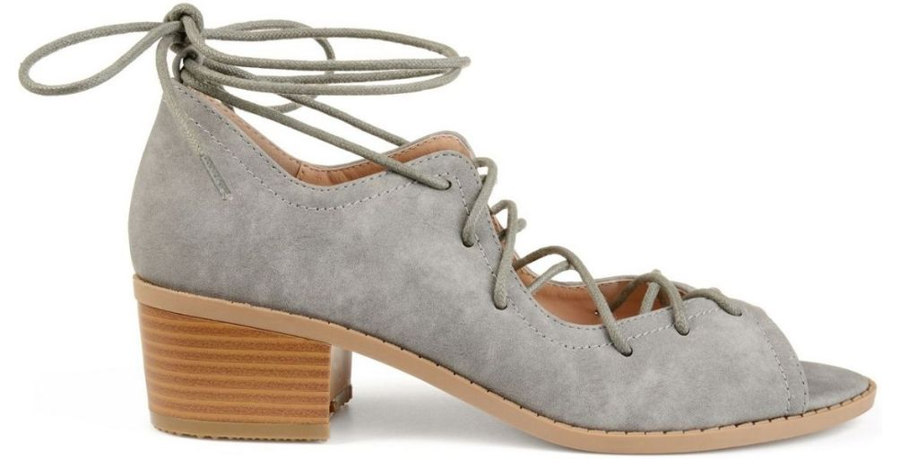 grey womens shoes