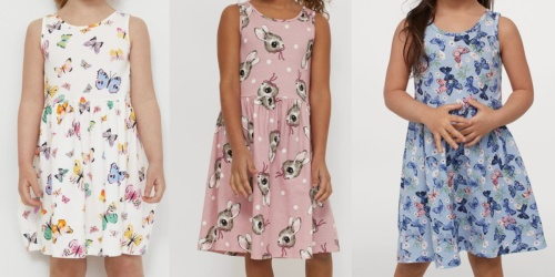 *HOT* Adorable H&M Girls Dresses from $3.59 – Today Only!