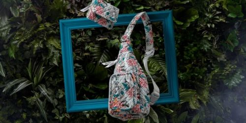Vera Bradley's Harry Potter Herbology Collection is Now Available | Face Masks, Backpacks, Blankets, & More
