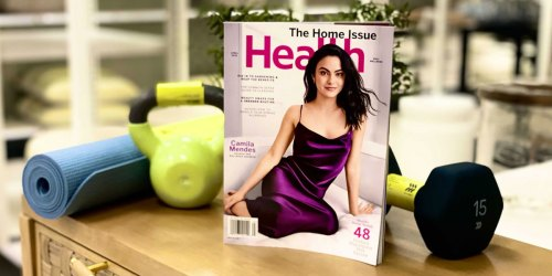 Complimentary 2-Year Health Magazine Subscription   No Credit Card Required