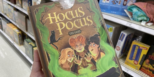 Disney Hocus Pocus Game Possibly Only $9.99 at Target (Regularly $20)