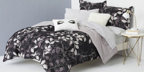 Complete 8-Piece Bedding Sets in ANY Size Only $37.49 on JCPenney.com (Regularly $110+)