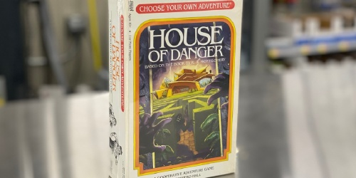 Choose Your Own Adventure Board Game Just $13 on Amazon or Walmart.com (Regularly $25)