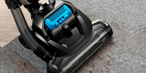 Insignia Bagless Upright Vacuum Only $69.99 Shipped on BestBuy.com (Regularly $120)