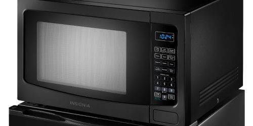 Highly Rated Microwave Only $54.99 Shipped on BestBuy.com (Regularly $90)
