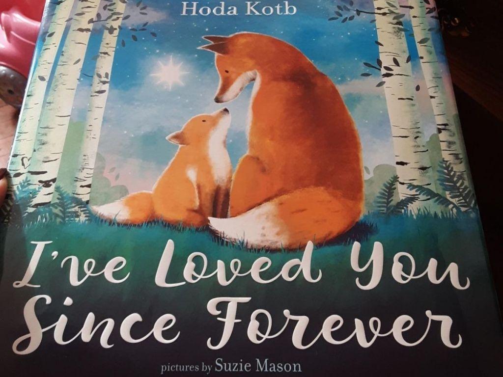 I've Loved you since forever hardcover book