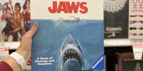 Ravensburger JAWS Game Only $8 on Target.com (Regularly $17)