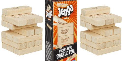 Jenga Mini Game Only $3 on Amazon (Regularly $5)